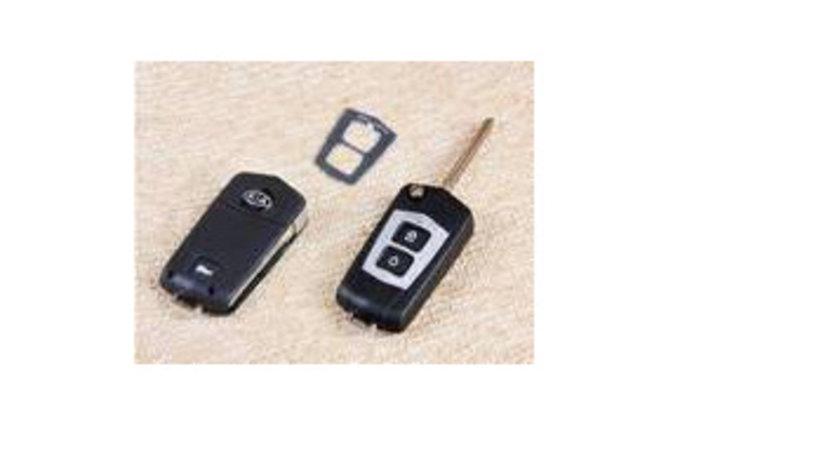 Carcasa cheie 2 butoane, modificat, Kia Soul, cod Crcs618 - CC282893
