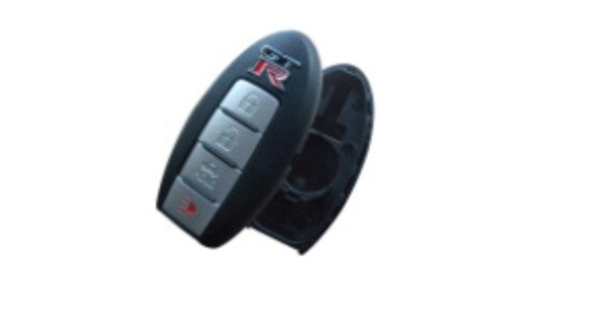 Carcasa cheie 3 + 1 butoane, cu sant Nissan GRT, cod Crcs722 - CC383002