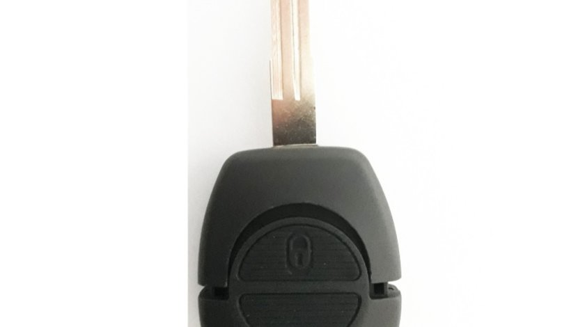 Carcasa cheie auto cu 2 butoane NI-117, compatibil Nissan