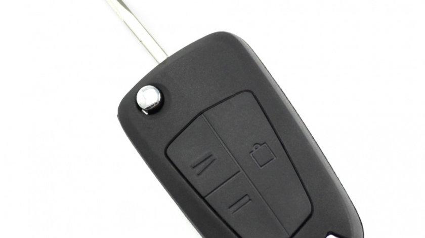 Carcasa cheie Briceag din cheie cu lama fixa - otel Astra H