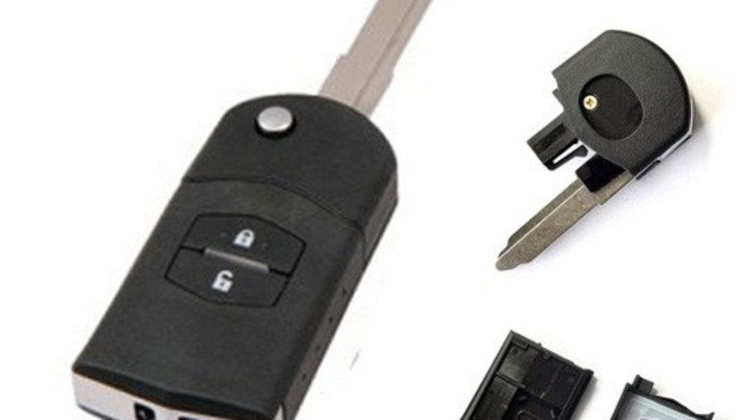 Carcasa Cheie Briceag Mazda 2 butoane - CCB63756