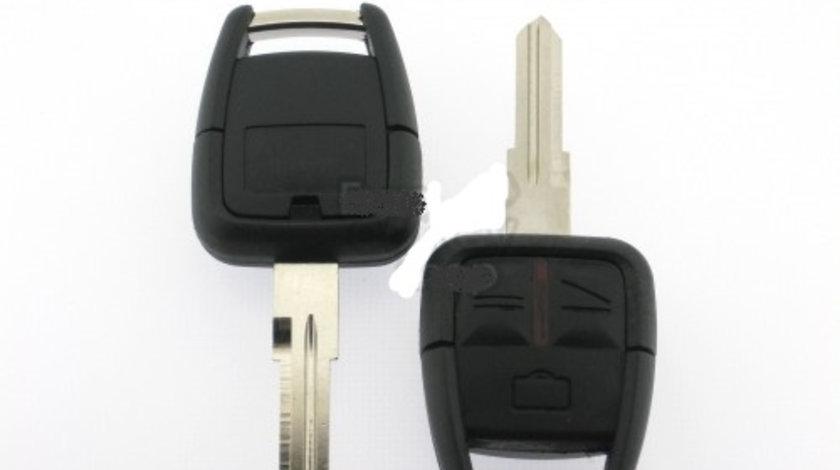 Carcasa cheie telecomanda 3 butoane, lamela dreapta Opel, cod Crcs754 - CCT83034