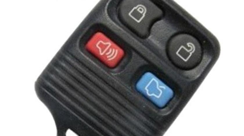 Carcasa cheie telecomanda 4 butoane 313.8 Mhz, Ford, cod Crcs449 - CCT82715