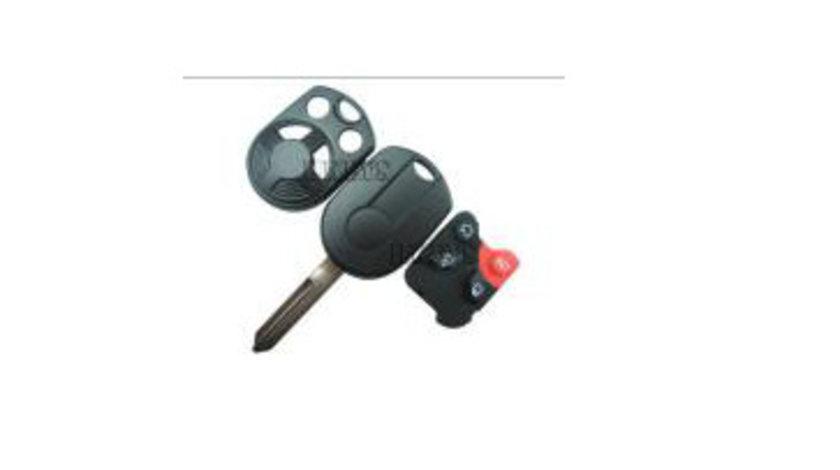 Carcasa cheie telecomanda 4 butoane Ford, cod Crcs414 - CCT82678