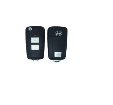 Carcasa cheie transformare, 2 + 1 butoane Hyundai Tucson, cod Crcs558 - CCT82824