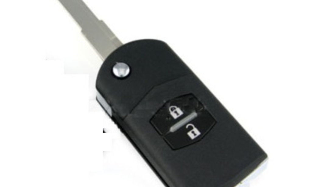 Carcasa cheie transformare 2 butoane Mazda, cod Crcs656 - CCT82933