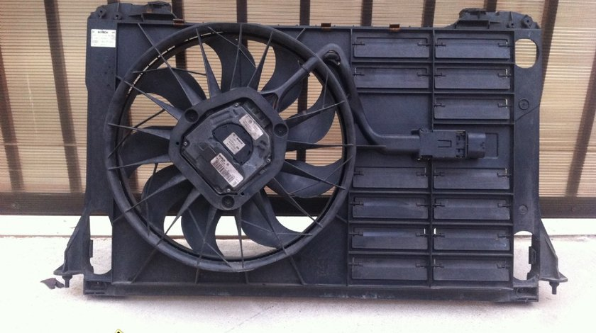 Carcasa electroventilator Audi A8 diesel si benzina 3 0 tdi 4 0 tdi 4 2 tdi 3 7 v8 4 2 fsi 6 0