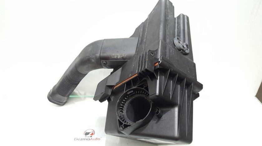 Carcasa filtru aer, 6Q0129601AR, 6Q0183, Skoda Fabia 2 (facelift) 1.4tdi din dezmembrari