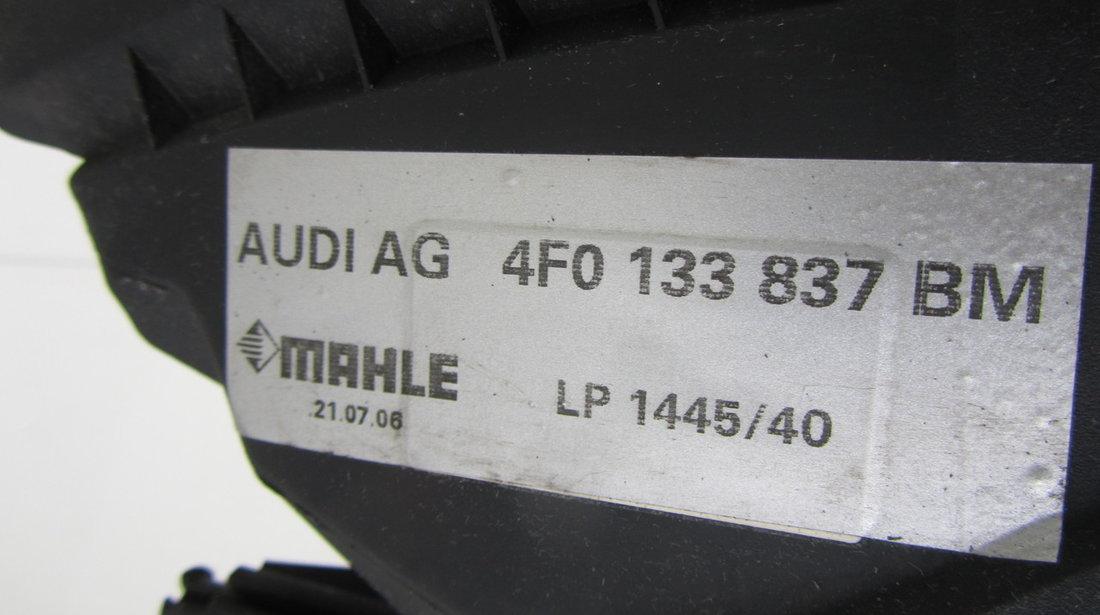 Carcasa Filtru Aer Audi A6 4F Facelift 3.0TFSI cod 4F0133837BM