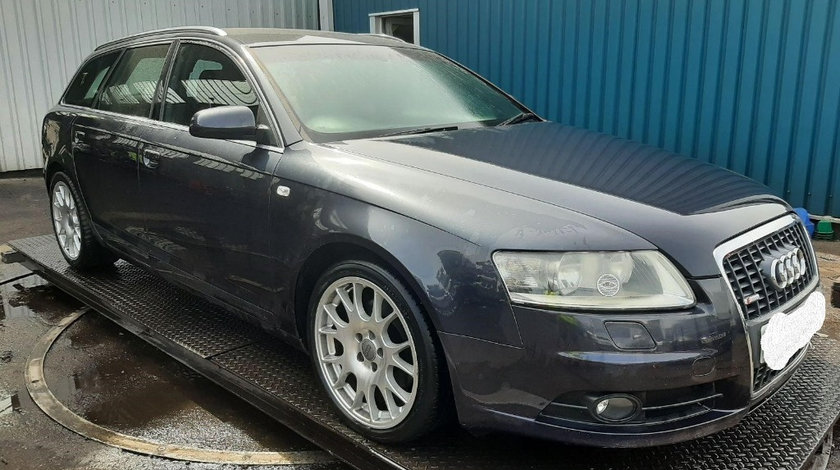 Carcasa filtru aer Audi A6 C6 2007 Break 2.0 TDI