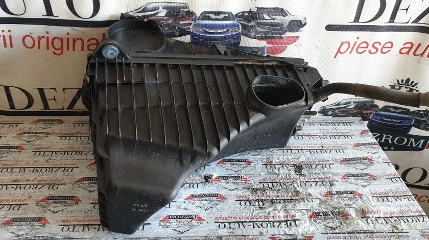 Carcasa filtru aer Audi Q7 3.0 TDI 245 cai motor CRCA cod piesa : 7L6129607AH
