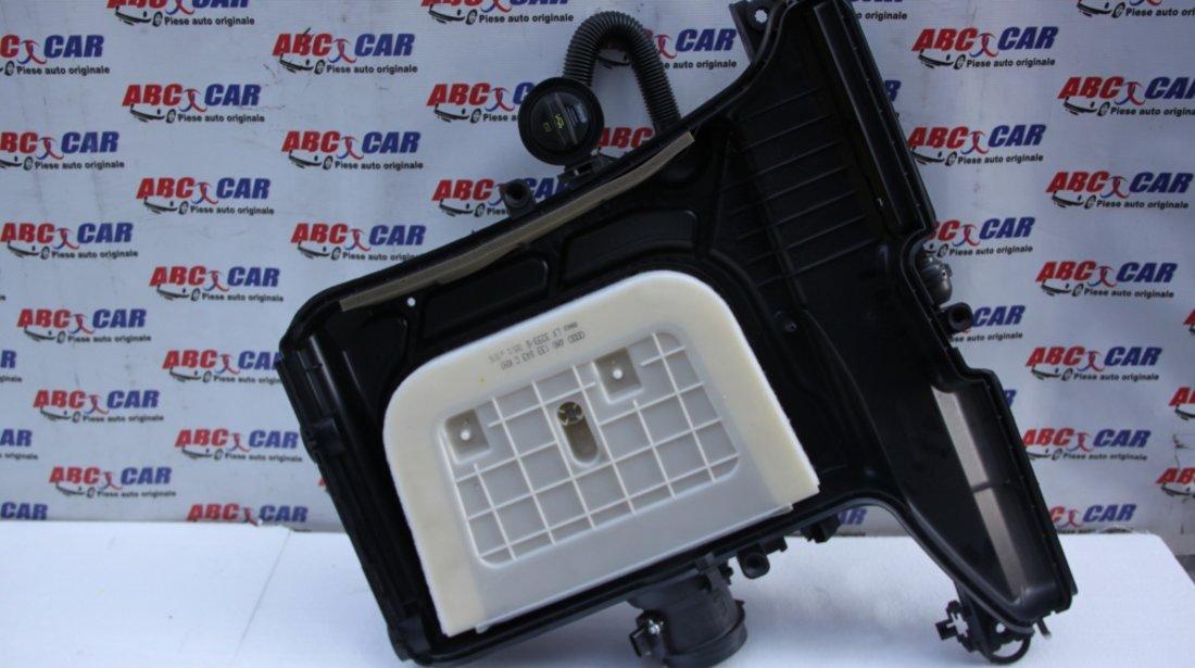Carcasa filtru aer Audi Q7 4M 3.0 TDI cod: 4M0133837 model 2018