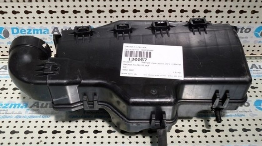 Carcasa filtru aer Citroen Berlingo, 9663365980