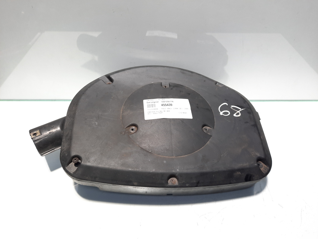 Carcasa filtru aer, cod 030129611N, Seat Cordoba (6K2), 1.6 benz, AEE