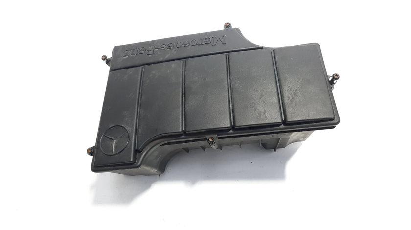 Carcasa filtru aer, cod A1660940001, Mercedes Clasa A (W168), 1.6 benz, M166960 (id:485723)