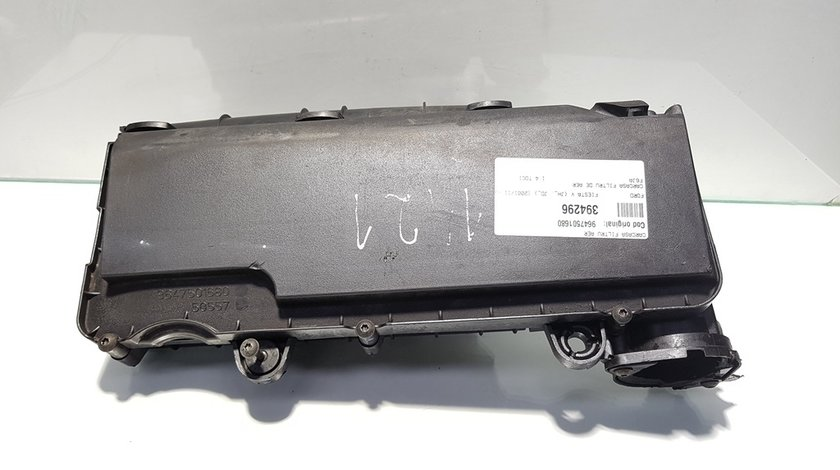 Carcasa filtru aer, Mazda 2 (DY), 1.4 cd, F6JA, 9647501680
