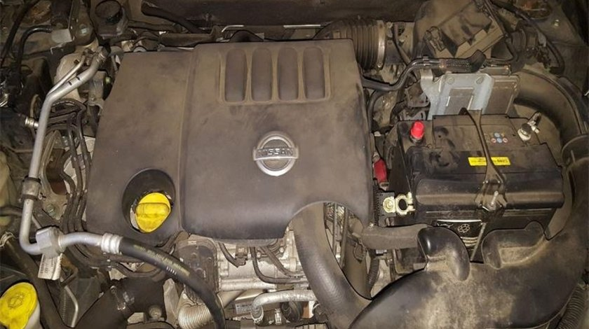 Carcasa filtru aer Nissan Qashqai 2007 SUV 2.0D