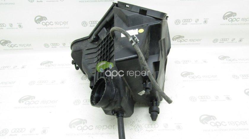Carcasa filtru aer Originala Audi A5 8T / A4 B8 8K / Q5 8R - Cod: 8K0133837F