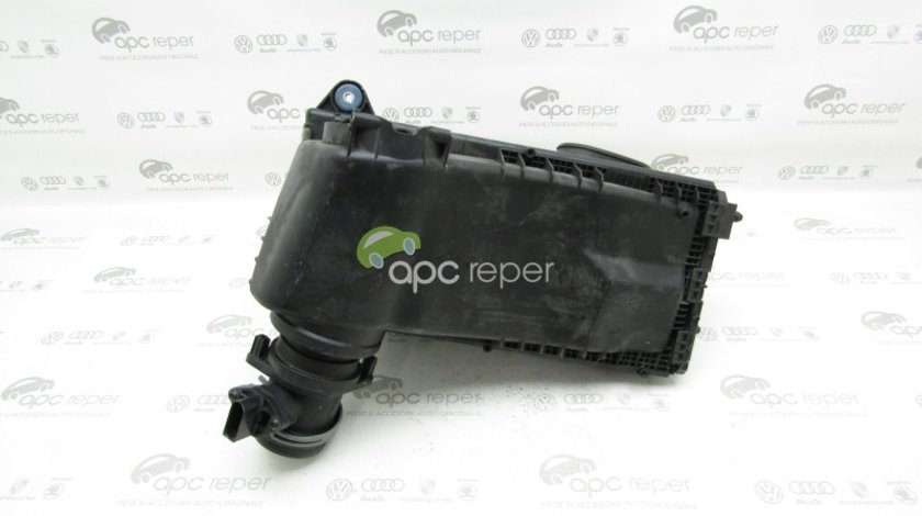 Carcasa filtru aer Originala Audi Q7 4L / VW Touareg 7L - Cod: 7L6128601K