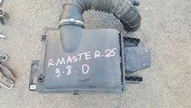 Carcasa filtru aer renault master 2.5D, 59kw/80cp,...