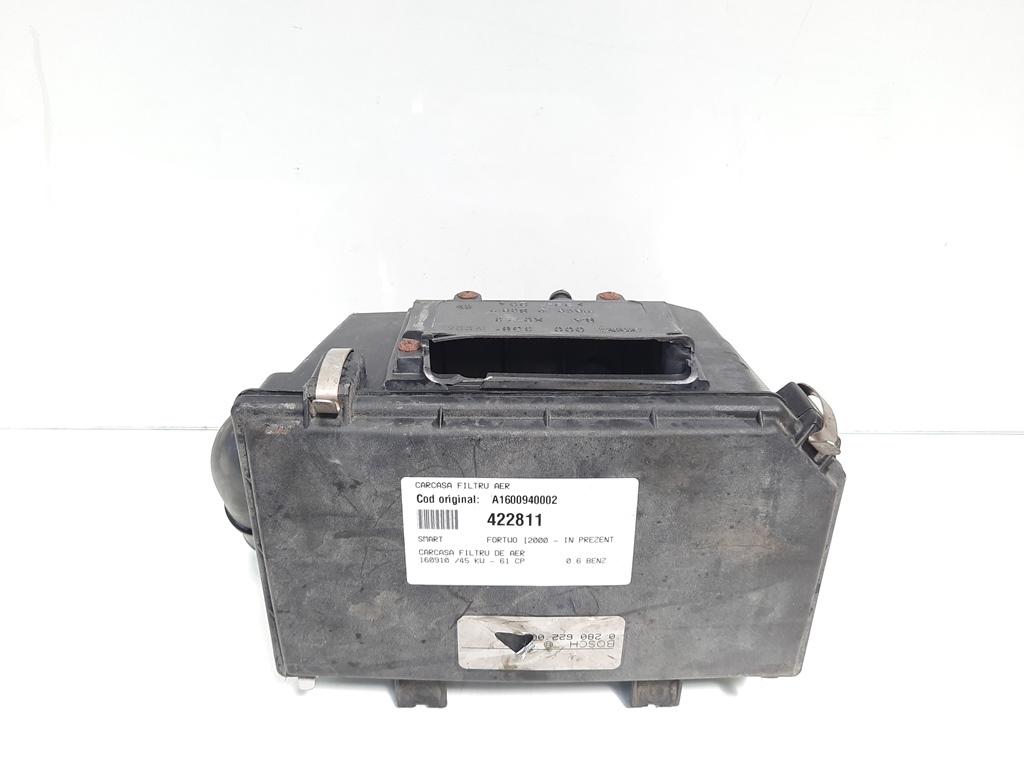 Carcasa filtru aer, Smart ForTwo [Fabr 1999-2007] 0.6 B, 160910, A1600940002 (id:422811)