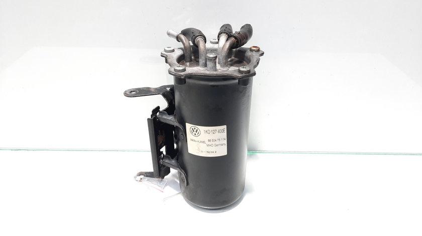 Carcasa filtru combustibil, cod 1K0127400E, Skoda Octavia 2 Combi (1Z5) 1.9 tdi, BKC (id:469985)