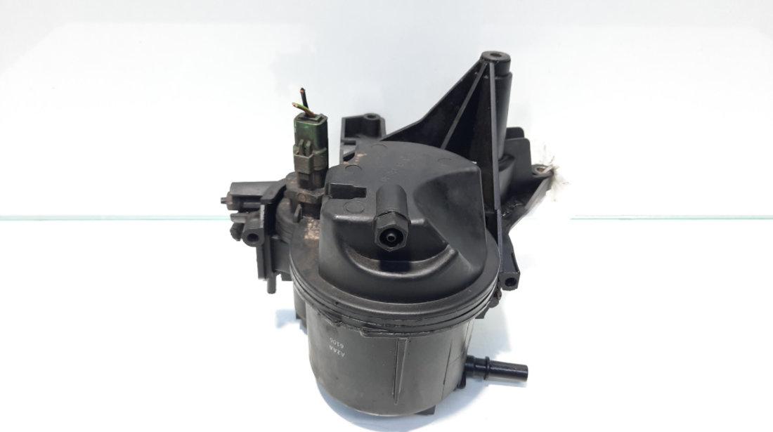 Carcasa filtru combustibil, cod 9646231180, Peugeot 1007, 1.4 HDI, 8HZ