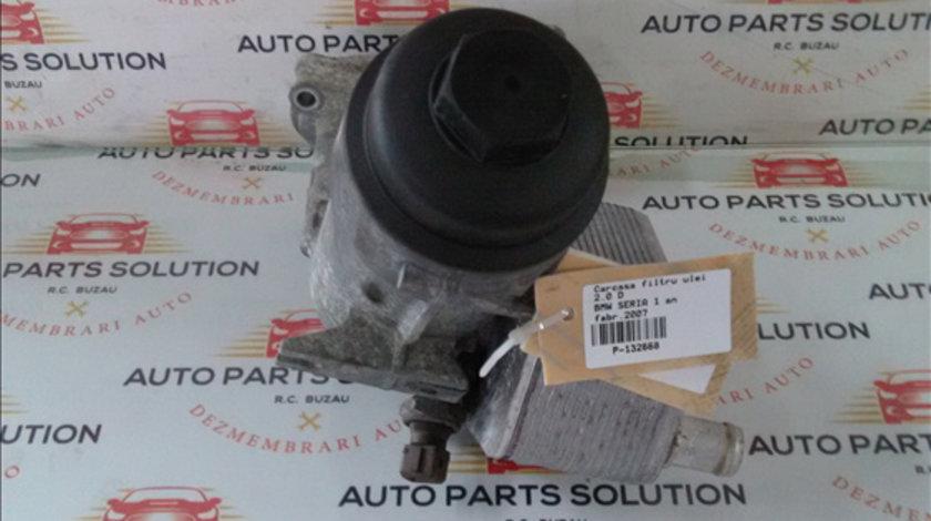 Carcasa filtru ulei 2.0 D BMW 1 (E81;E87)