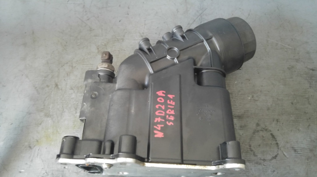 Carcasa filtru ulei 2.0 d n47d20a bmw seria 1 e81 e87 51750610 70346292