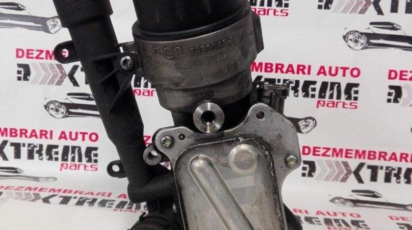 carcasa filtru ulei 73500434 cu termoflot pentru Opel Corsa C 1.3cdti tip z13dt