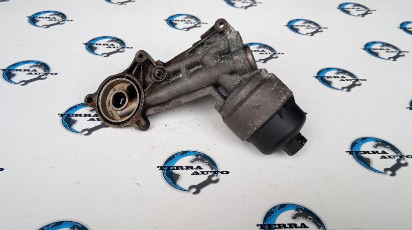 Carcasa filtru ulei Citroen C4 1.6 16V 80 KW 109 CP cod motor NFU