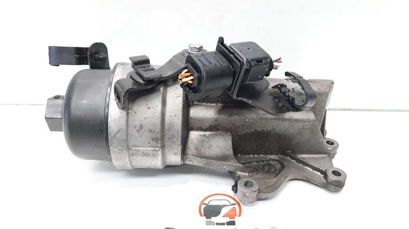 Carcasa filtru ulei , Citroen C4 (I) sedan [Fabr 2006-2011] 1.6 B, 5FW, V755852180