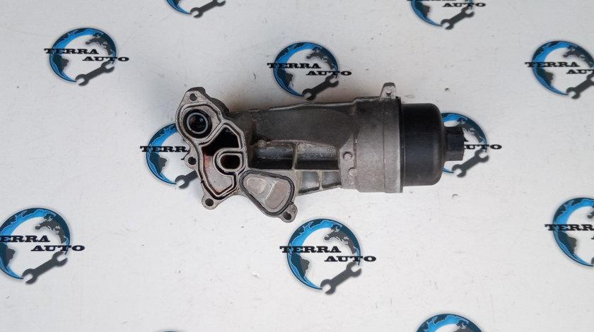 Carcasa filtru ulei Citroen C4 II 1.4 16V 70 KW 95 CP cod motor EP3