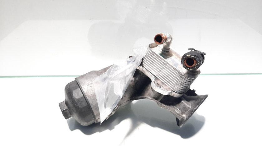 Carcasa filtru ulei cu racitor, Opel Astra G [Fabr 1998-2004] 1.7 DTI, Y17DT (id:451469)