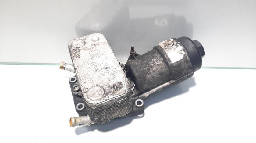 Carcasa filtru ulei cu racitor ulei, Opel Astra G Combi (F35) Y20DTH, cod GM90571672 (id:452781)