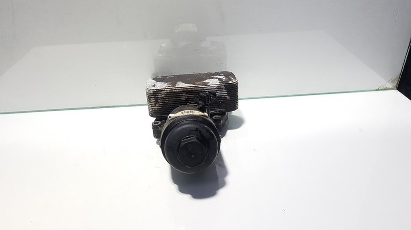 Carcasa filtru ulei cu racitor ulei, Opel Astra G Combi (F35) Y20DTH, GM90571672 (id:393587)