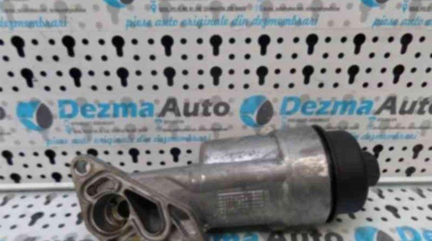 Carcasa filtru ulei GM55560748, Opel Astra G combi, 1.4benz