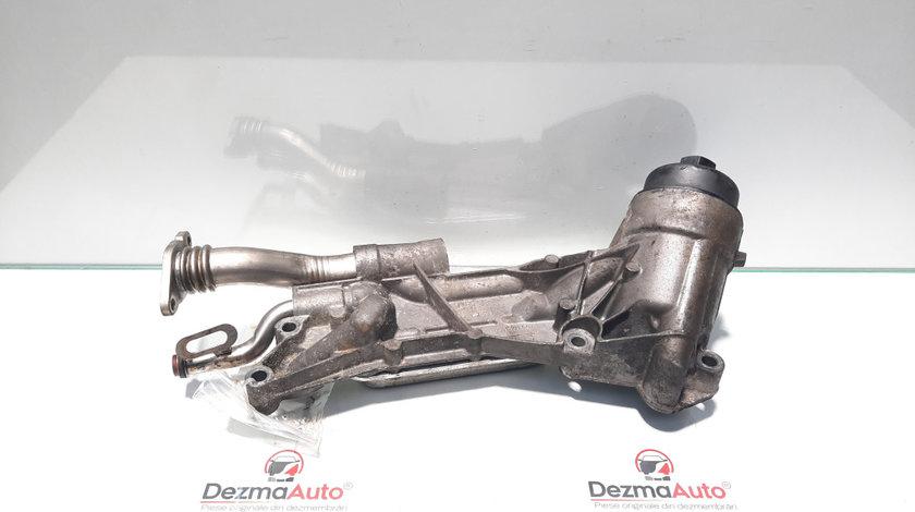 Carcasa filtru ulei, Opel Signum [Fabr 2003-2008] 1.8 benz, Z18XER, 12992593 (id:442377)