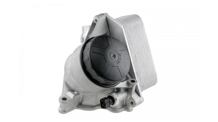 Carcasa filtru ulei + racitor ulei BMW Seria 1 (2004->) [E81, E87] #1 5989070201