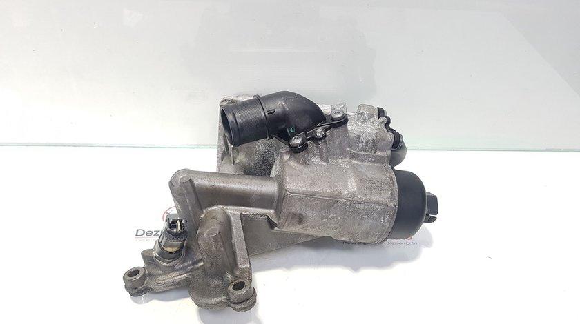 Carcasa filtru ulei, Renault Laguna 3, 2.0 dci, M9R, cod 8200797762