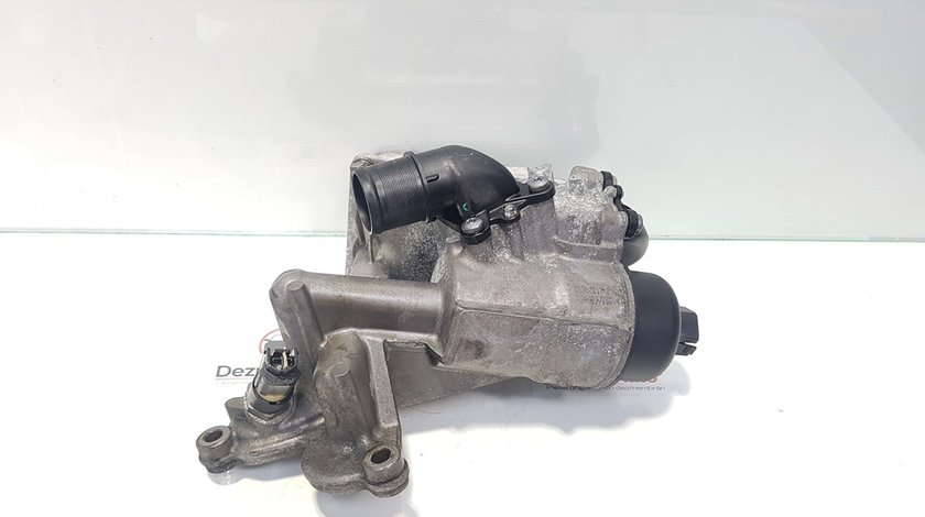 Carcasa filtru ulei, Renault Laguna 3 Coupe, 2.0 dci, M9R, cod 8200797762