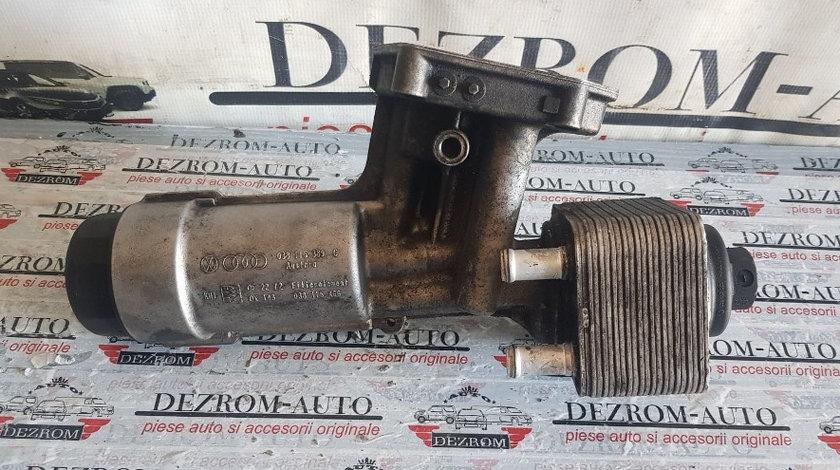 Carcasa filtru ulei / termoflot VW Polo III 1.9 TDI 90/110 CP cod 038115389C