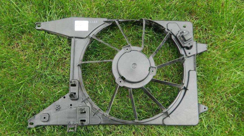Carcasa GMV electroventilator Dacia Logan Sandero 1,5 dci cod 130307107