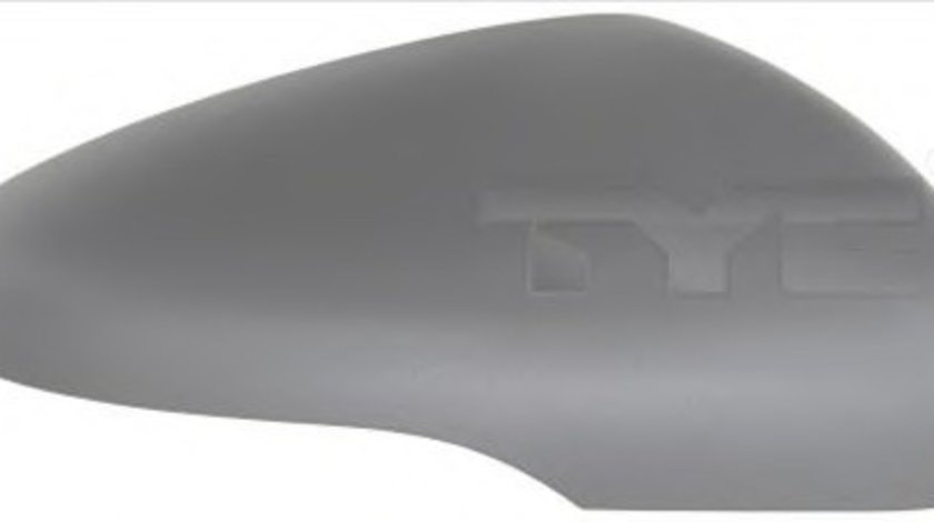 Carcasa oglinda exterioara Volkswagen Golf 6 (1L) 10.2008-2013 model Hatchback; VW Touran 07.2010-08.2015, Partea Dreapta 5K0857538 6R0857538, carcasa grunduita