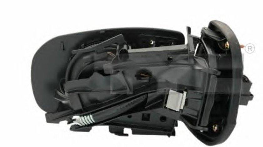 Carcasa oglinda stanga electrica tyc pt mercedes e-class(w210)