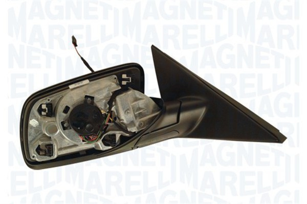 Carcasa oglinda stanga (negru) BMW Seria 1 (E60,E61) 2001-2010 cod intern: CI4973CB