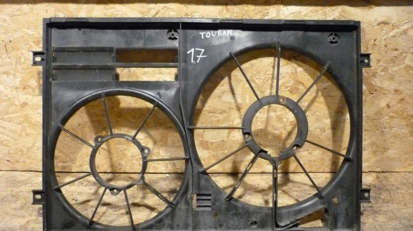Carcasa / suport ventilatoare VW Touran, Audi A3 8P 2.0tdi, 1K0121207N