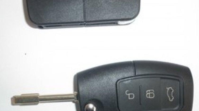 Carcasa telecomanda briceag compatibila FORD 1609 VistaCar