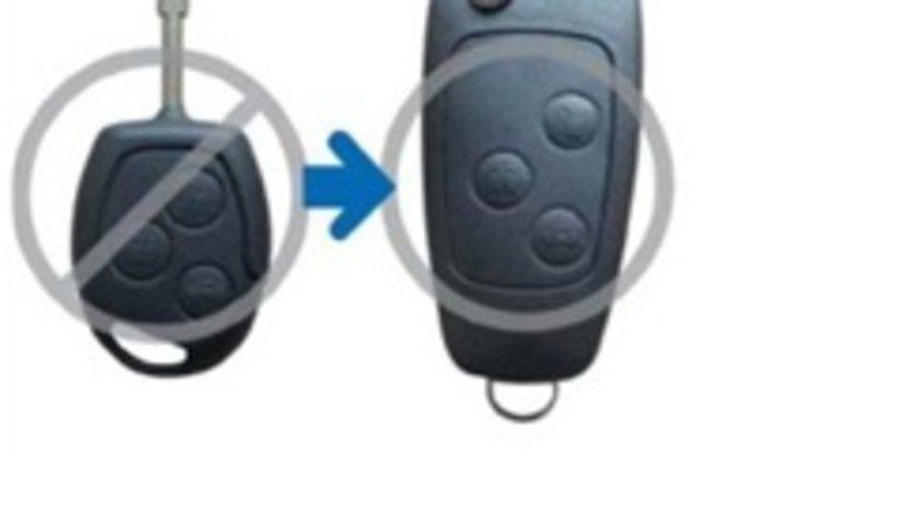 Carcasa telecomanda briceag compatibila FORD 1610 VistaCar