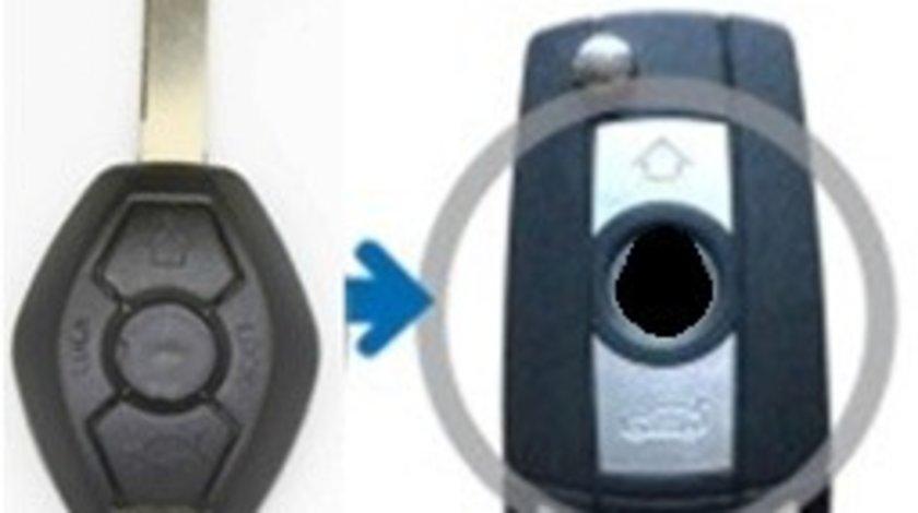 Carcasa telecomanda compatibila BMW 1381 VistaCar